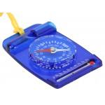 Bussola con termometro e fischietto
