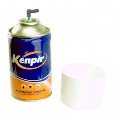 Replacement refill can for the Automatic Aerosol Insecticide Dispenser