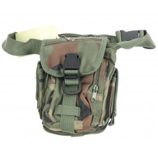 Military-style Multi-Pocket bag