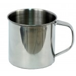 Stainless steel mug 500 ml