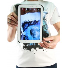 T-shirt with 3D WOLF virtual animation