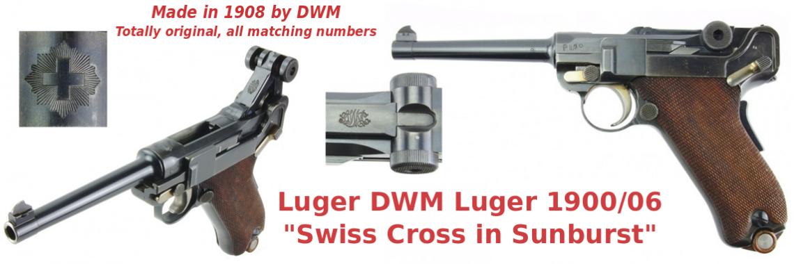 DWM Luger 1900/06