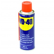 WD-40 200 ml. handy can.