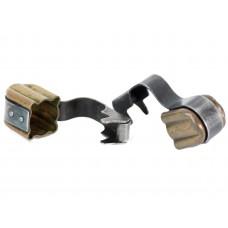 Schmidt Rubin brass muzzle cover