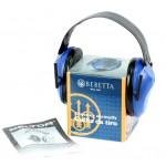 Beretta blu earmuff