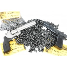 GUNNY - 9 mm bullets for reduced load shooting