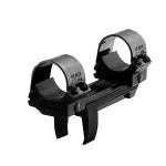 Weaver Pistol Mount System for S&W revolvers