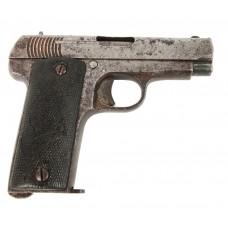 Pistola tipo Ruby Iraola e Salaverria - Eibar