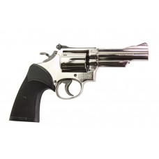 Nickel-plated steel 19-3 Smith & Wesson model