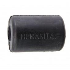 Black Rubber Shock Absorber for stunner Humanitas cal. 22.