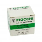 Fiocchi Blank industrial cartridges cal. 22