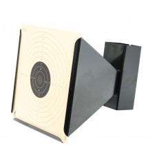 17x17 Funnel paper target holder