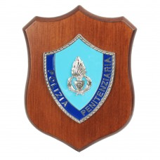 Crest of Italian Polizia Penitenziaria