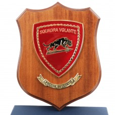 Crest of Italian Squadra Volante Polizia di Stato