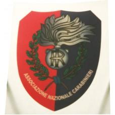 Window sticker Associazione Nazionale Carabinieri.